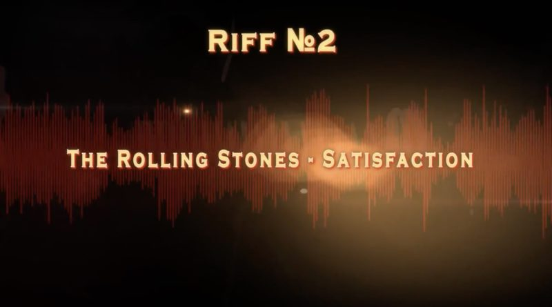 Как играть Satisfaction Rolling Stones